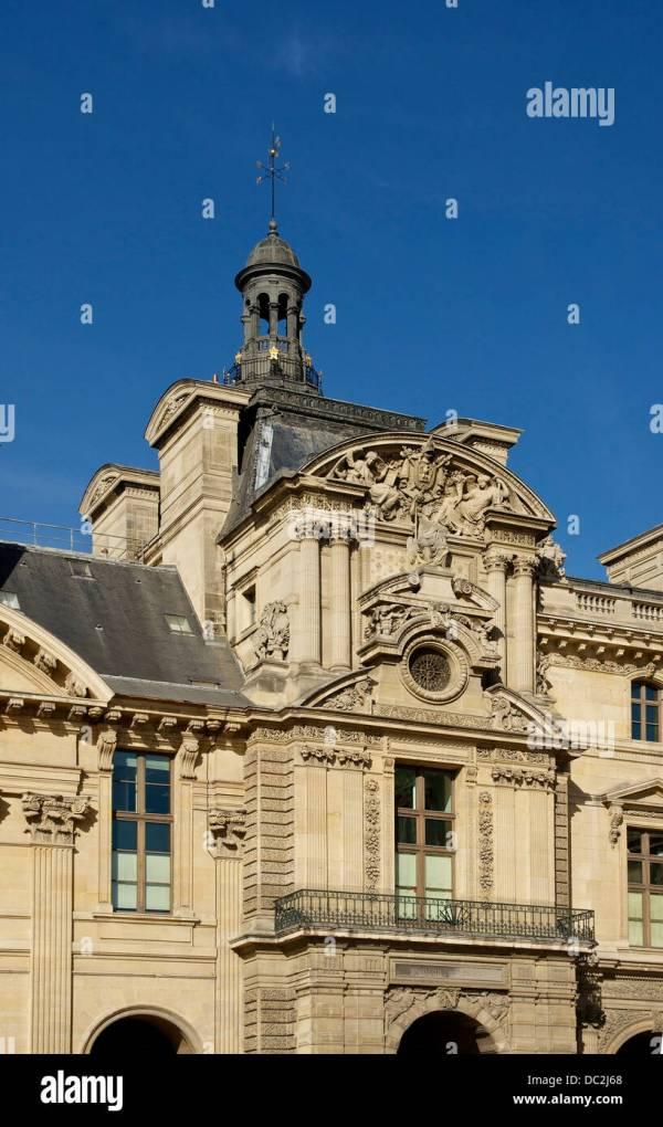 Napoleon Iii Louvre Paris Stock & - Alamy