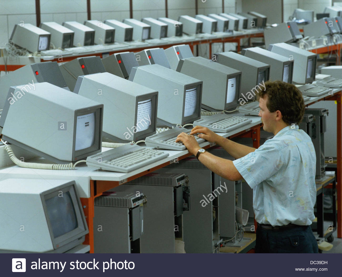90s computer stock photos