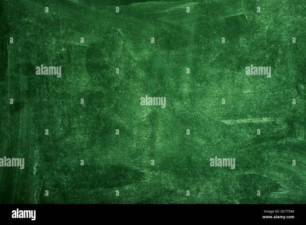 Green School Chalkboard Texture Background