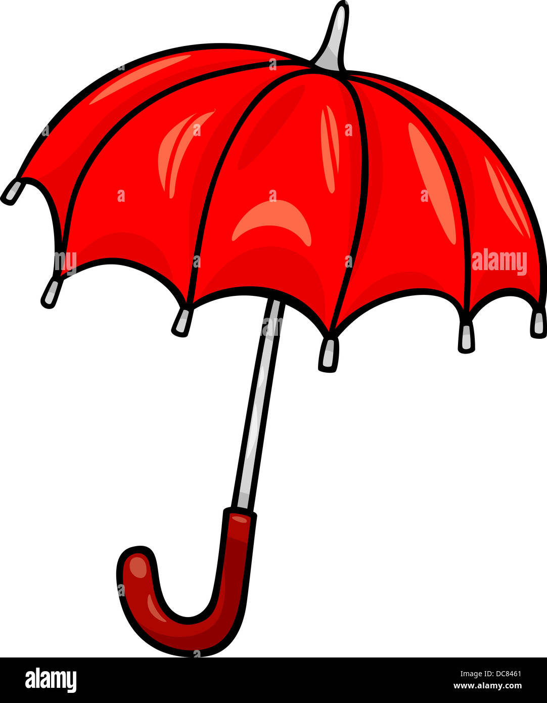 Umbrella Stock Illustrations, Cliparts And Royalty Free