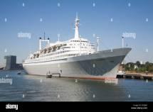 Ss Rotterdam Steamship Cruise Ship Netherlands