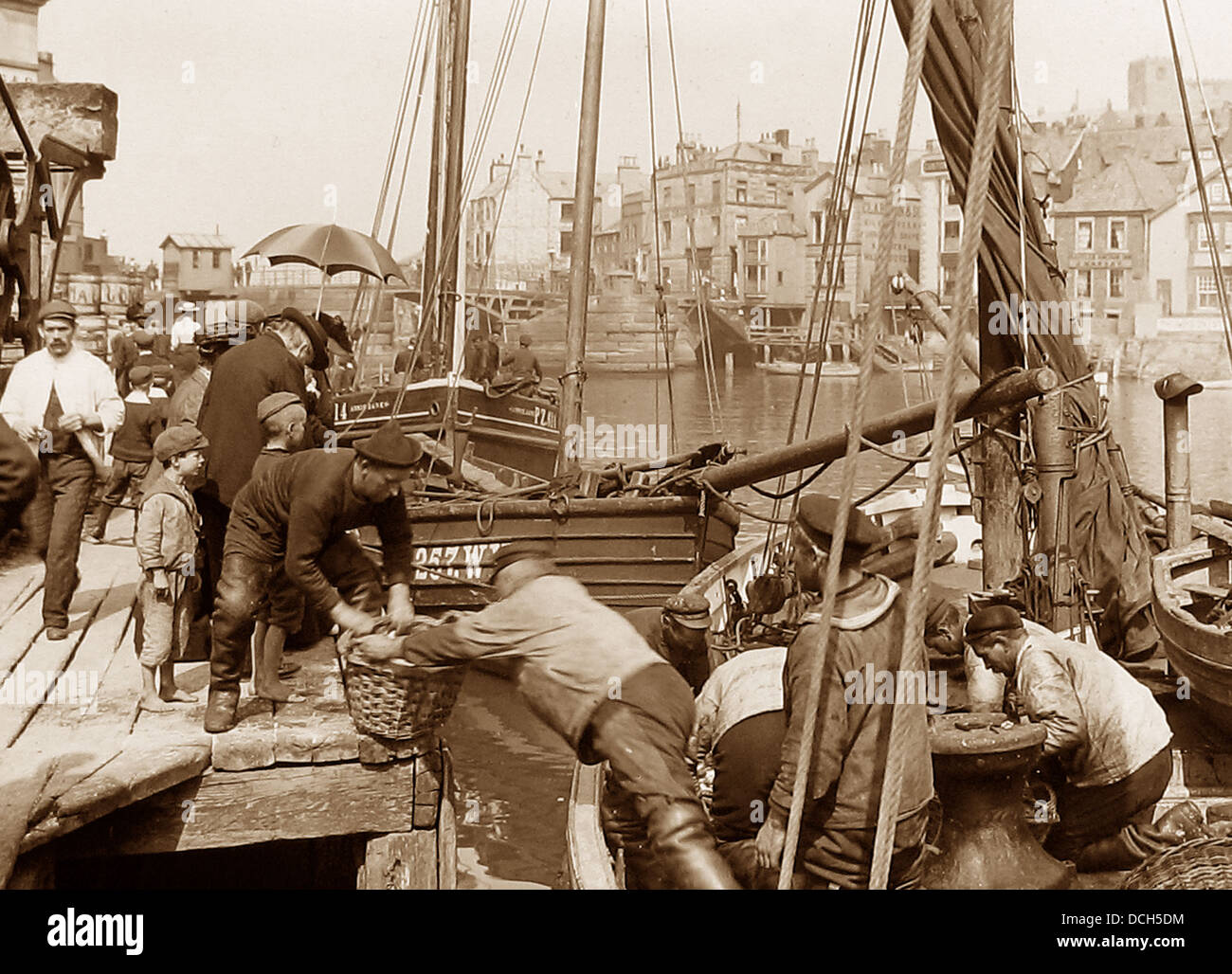 Fisherman Victorian Period Stock Photos Amp Fisherman Victorian Period Stock Images Alamy