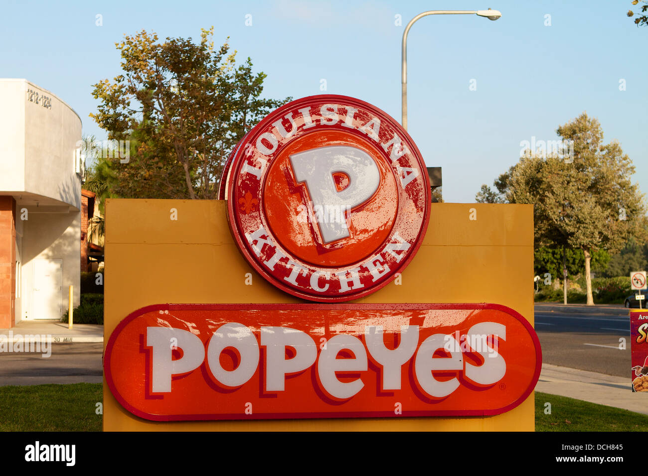 Popeyes Chicken Stock Photos  Popeyes Chicken Stock Images  Alamy