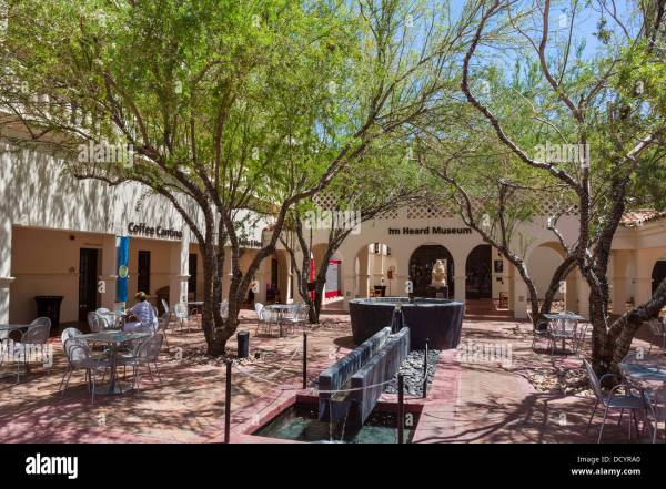 Cafe Restaurant Arizona Stock &