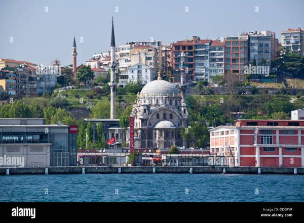Istanbul Modern Art Museum Stock &