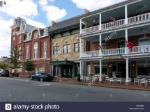 Chestertown Maryland Downtown Stock &