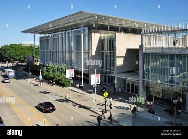 Art Institute Of Chicago Modern Stock &