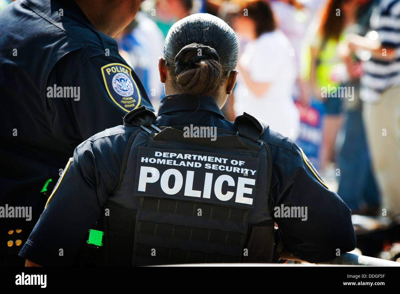 Dhs Police Stock Photos  Dhs Police Stock Images  Alamy