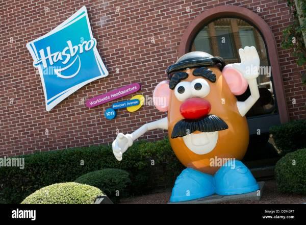 Hasbro Company Stock &
