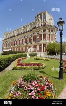 Hotel Eugenie Palace Stock &