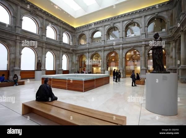 Claustro De Los Jernimos Prado Museum Madrid Spain