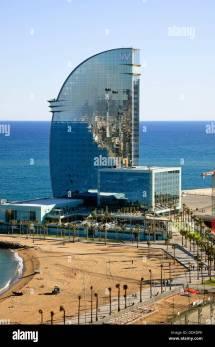 Hotel Barcelona Architect Ricardo Bofill