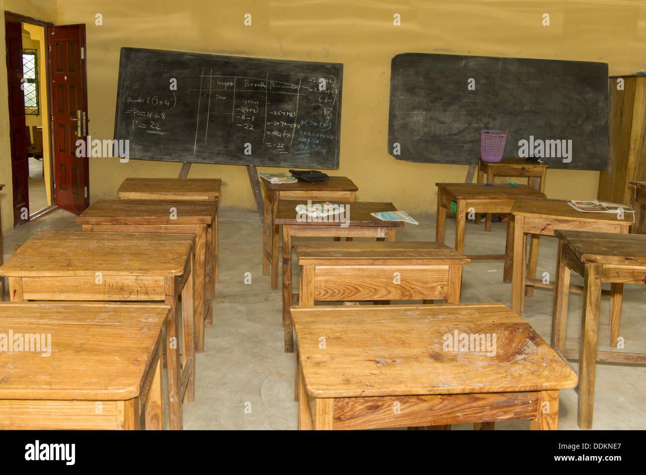 Nigeria Classroom Stock Photos  Nigeria Classroom Stock