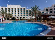 Swimming Pool Area Of Rotana Resort Hotel In Al Ain