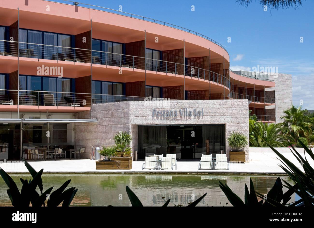 Pestana Vila Sol Golf Resort Hotel Vilamoura Algarve