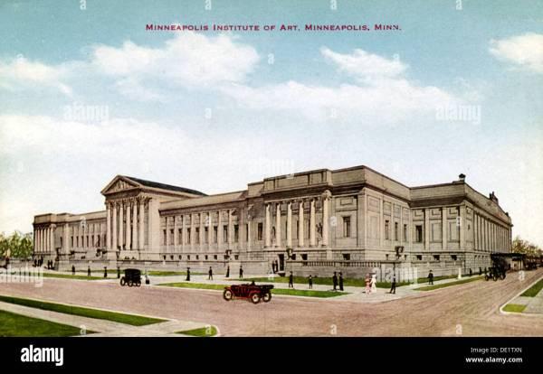 Minneapolis Institute Of Arts Stock &