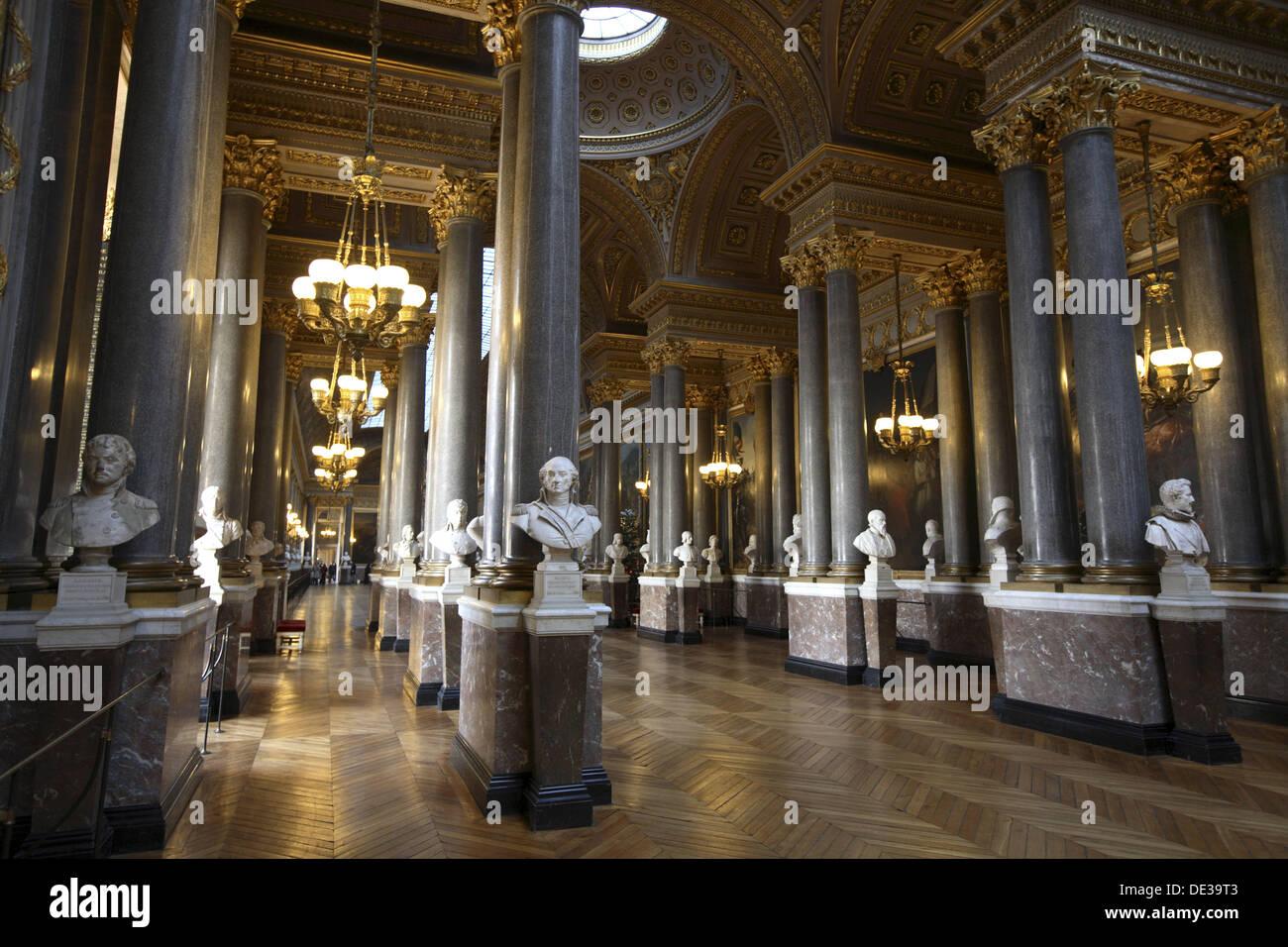 Palace Versailles Salon De La Stock Photos  Palace Versailles Salon De La Stock Images  Alamy