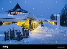Lapland Ivalo Finland