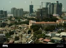 Luanda Angola Stock &