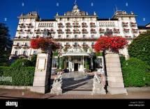 Grand Hotel Des Iles Borromees Stresa Italy