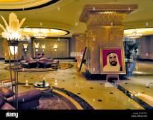 Emirates Palace Luxury Hotel In Abu Dhabi United