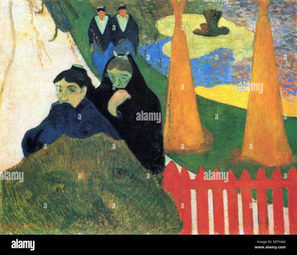 1888 Paul Gauguin Stock &