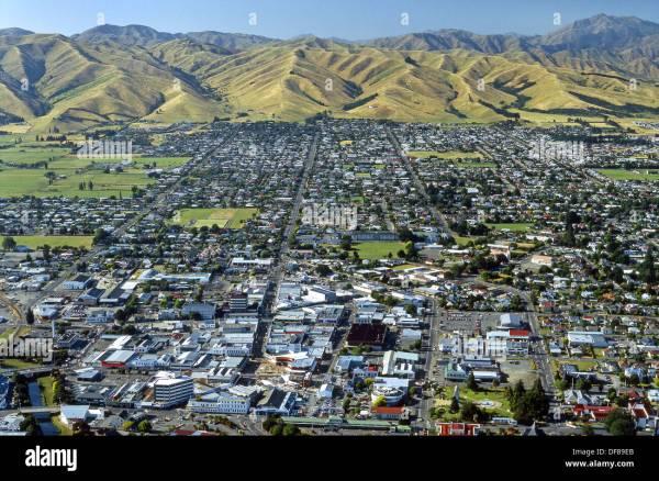 Blenheim With Wither Hills Marlborough Zealand