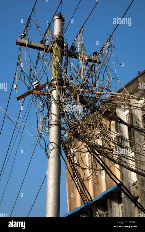 small resolution of crazy yangon electrical wiring