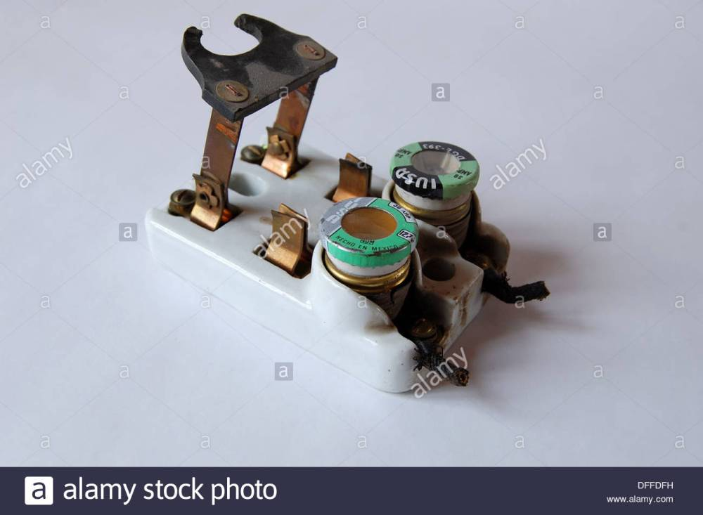 medium resolution of 1950s vintage ceramic fuse box electrical circuit breaker with fuses old fuse box light fuse for breaker box