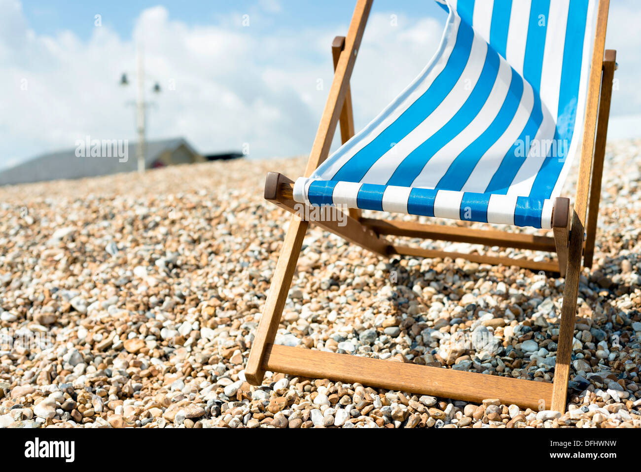 chair cover hire west sussex riser recliner chairs regis deck on beach stock photos and