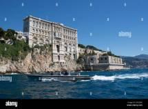 Monaco Oceanographic Museum Monte Carlo