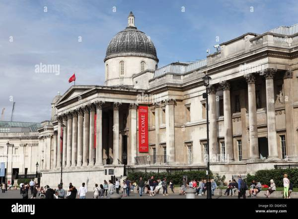 National Art Gallery London England