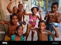 Favela Rio De Janeiro Slum Girls