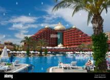 Turkish Resort Hotel Stock &