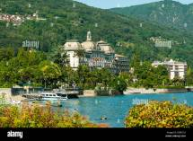 Stresa And Lake Maggiore Stock &