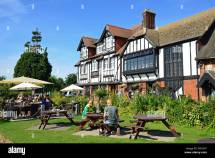 Swan Inn Horning Norfolk Broads England
