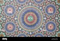 Arabic tile patterns Stock Photo, Royalty Free Image ...