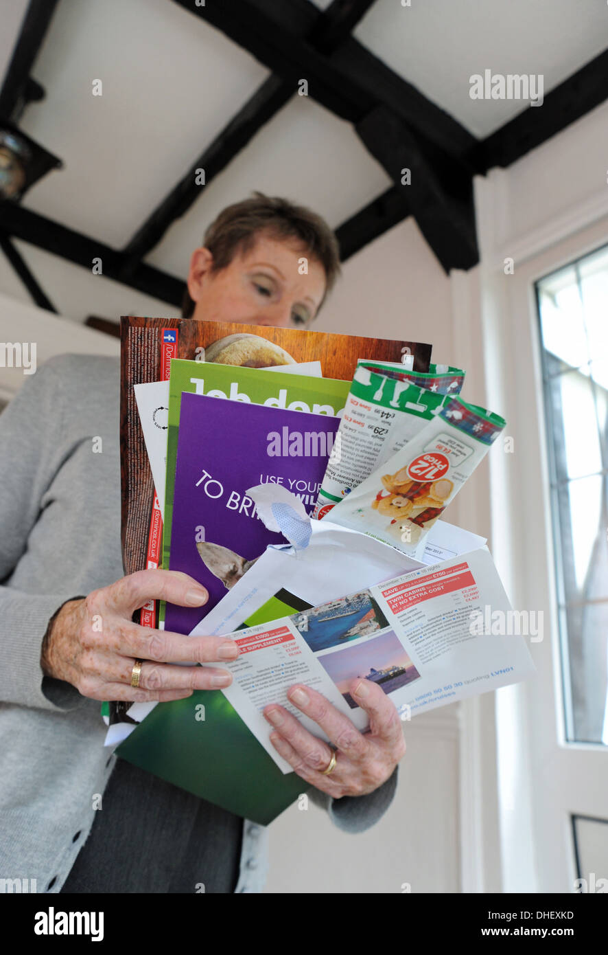 Junk Mail Pile Stock Photos Amp Junk Mail Pile Stock Images