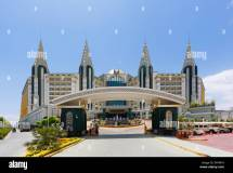 Delphin Imperial Hotel Kundu Aksu Turkish Riviera