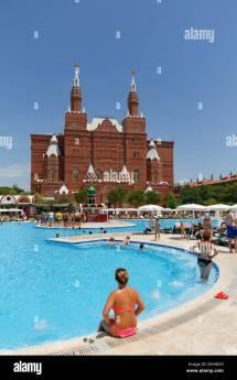 Kremlin Palace Hotel Replica Kundu Aksu
