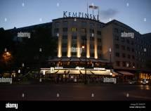 Kempinski Hotel Bristol Berlin Stock Royalty Free