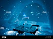 Art Suite Bedroom Created Ice Hotel Jukkasjrvi