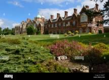 Sandringham House Estate Norfolk England
