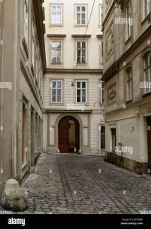 Mozart House Vienna Austria