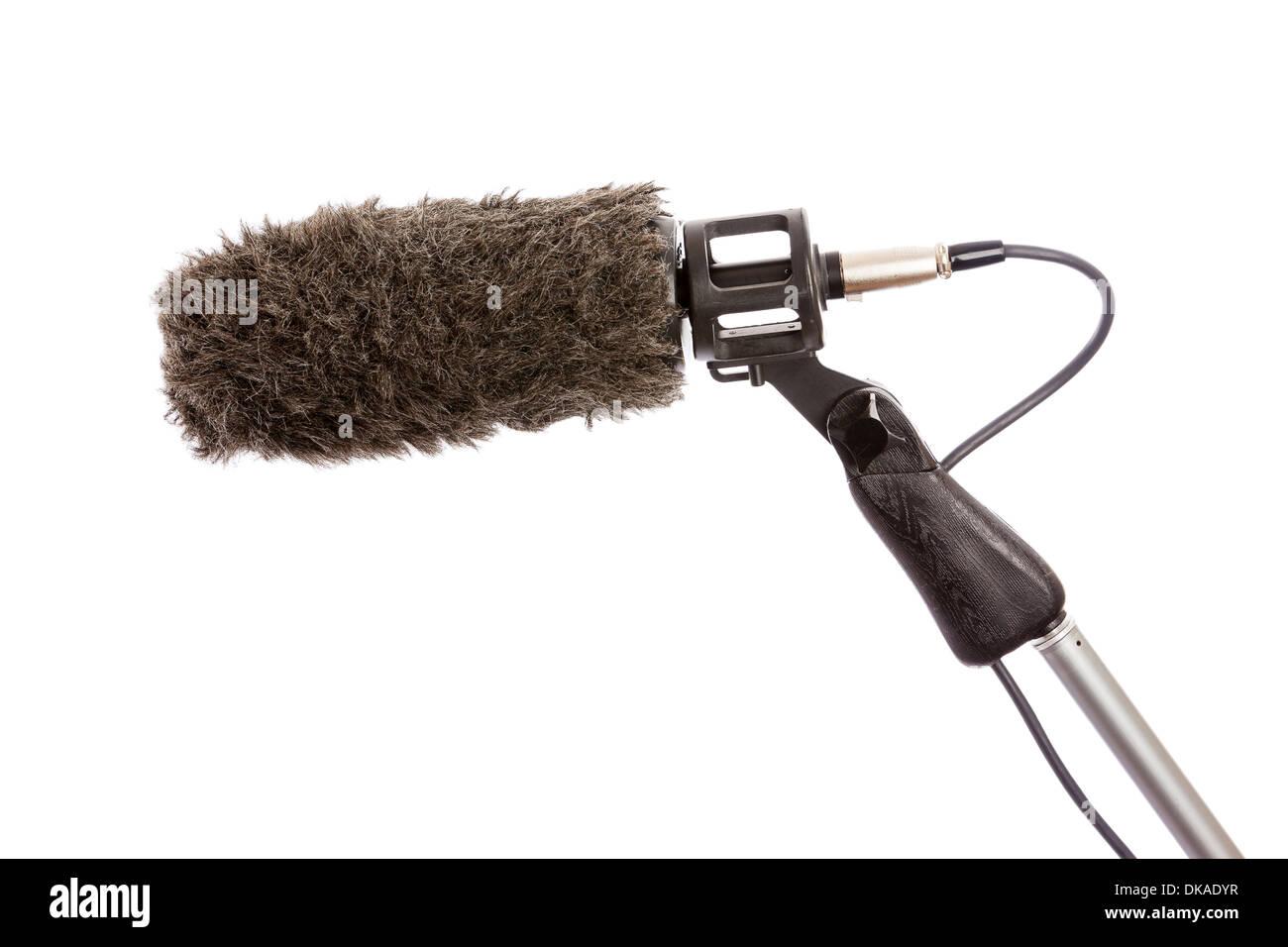boom microphone stock photos