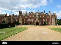 United Kingdom England Norfolk Sandringham House