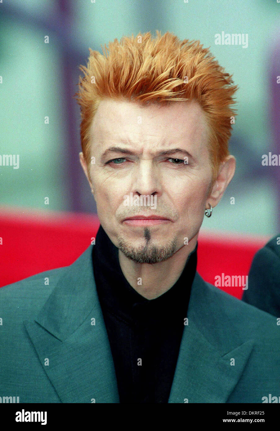 David Bowie 1997 : david, bowie, David, Bowie, Resolution, Stock, Photography, Images, Alamy