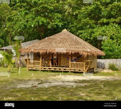 Bungalow Resort On Beach Ko Stock Photos & Bungalow Resort ...