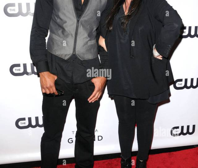 Kelly Cutrone And Rob Evans Americas Next Top Model College Edition Premiere Party Arrivals New York City Usa