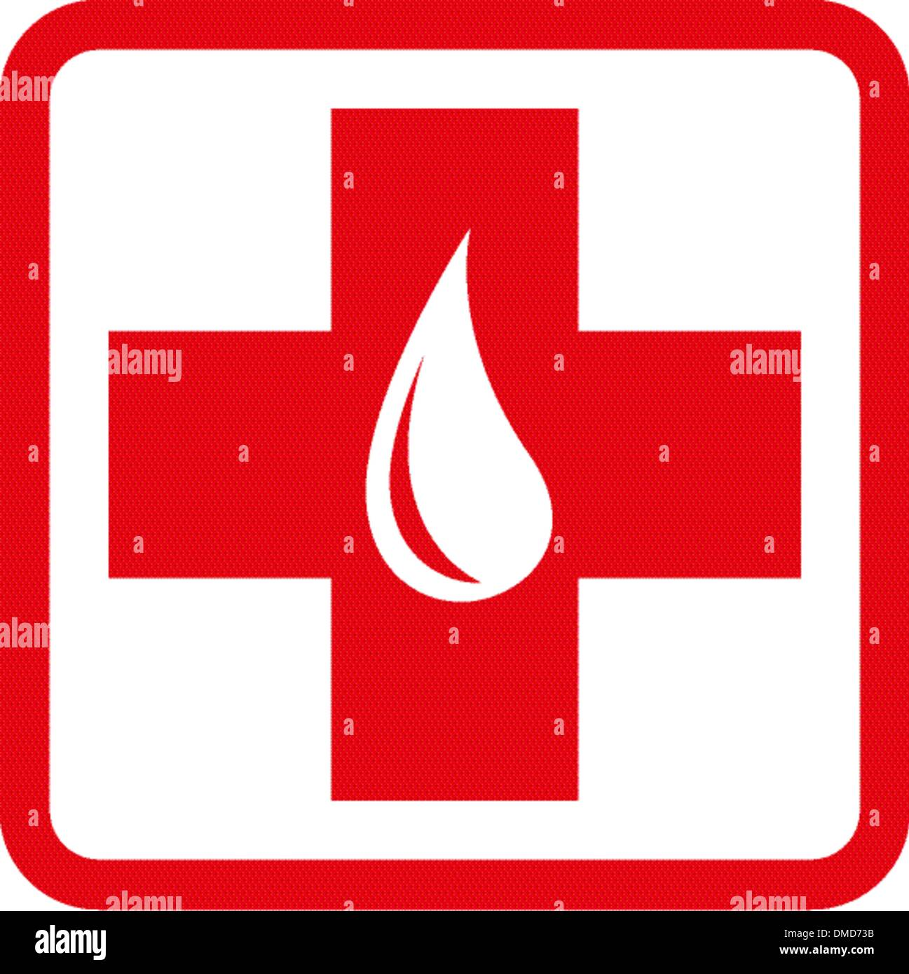 hight resolution of blood donation emblem template stock image